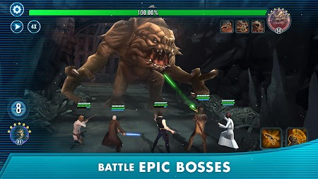 Star Wars™: Galaxy of Heroes APK screenshot thumbnail 12