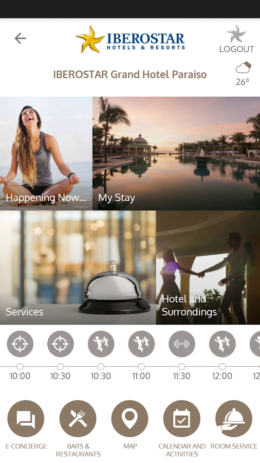 IBEROSTAR Hotels & Resorts- screenshot