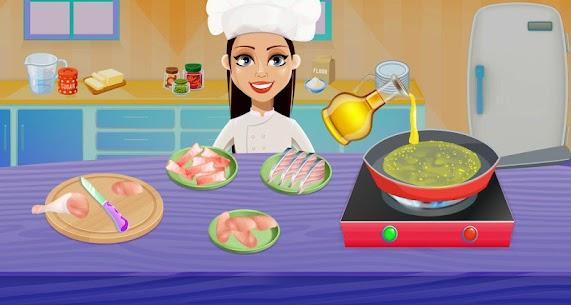 Make Pasta In Cooking Kitchen Food Maker 4