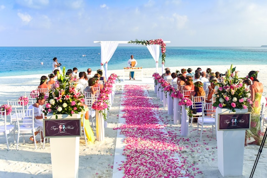 Incredible Destinations For The Perfect Wedding