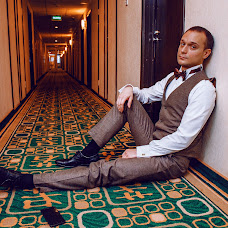 Wedding photographer Vitaliy Shupilov (Shupilov). Photo of 25.01.2018