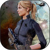 Frontline Army Girl Commando contract Killer 2017