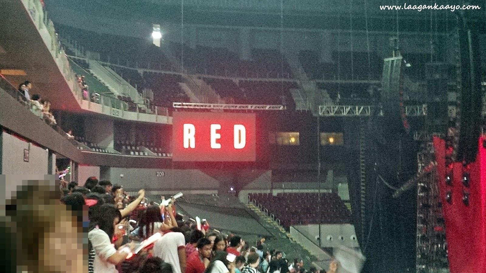 Taylor Swift Red Tour Manila – Laagan Kaayo