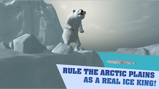 Arctic Bear Survival Simulator screenshot 14