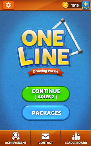 One Line : Single Stroke Drawing