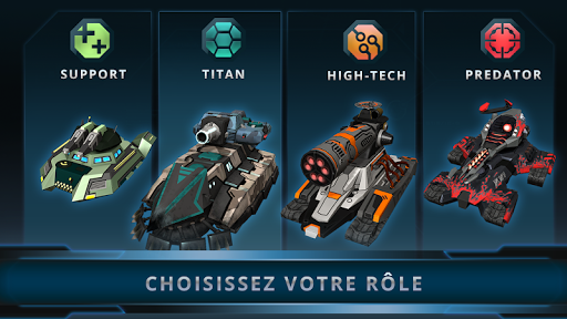 Télécharger Gratuit Panzer League apk mod screenshots 5