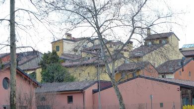Photo: Dal giardino Lavinia Fontana, marzo 2012
