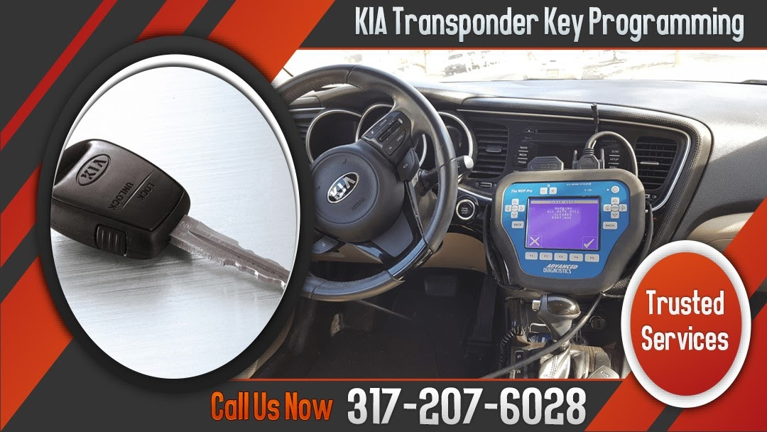 KIA Transponder Key Programming Lawrence IN - Car Repair And