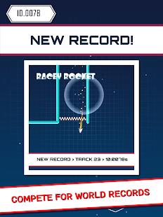 Racey Rocket Screenshot