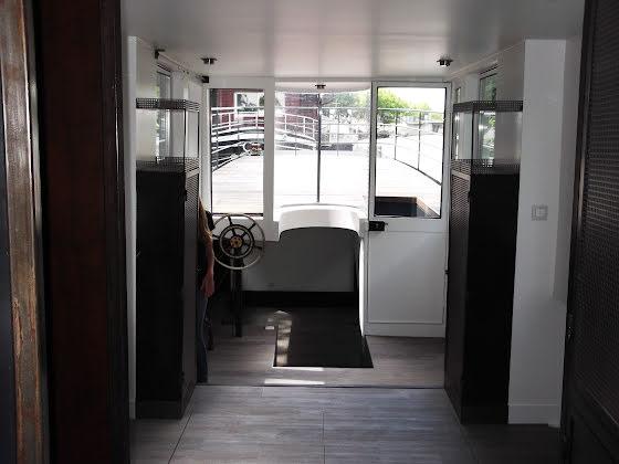 Vente péniche 3 pièces 50 m2