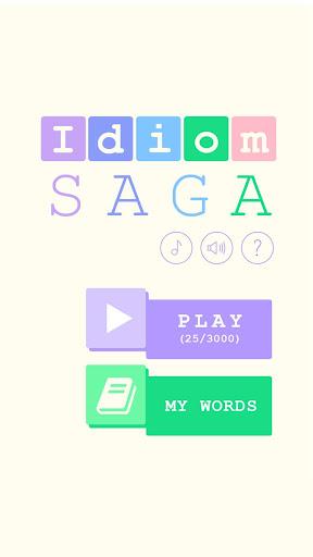 免費下載棋類遊戲APP|Idiom Saga app開箱文|APP開箱王