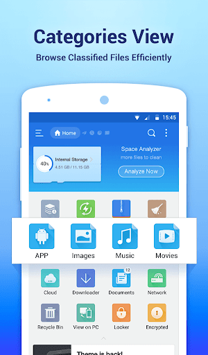 ES File Explorer File Manager  screenshots 3