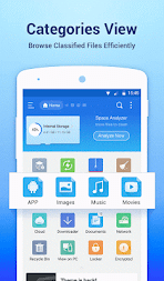 ES File Explorer File Manager APK screenshot thumbnail 3