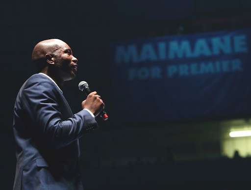 Democratic Alliance leader Mmusi Maimane. Picture: SUNDAY TIMES