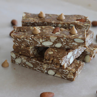Reese's Almond Butter Protein Bars.