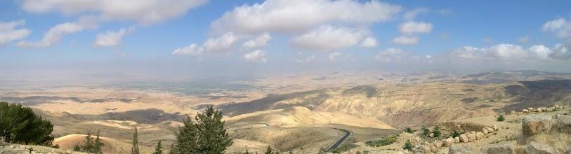 Photo: widok z góry Nebo