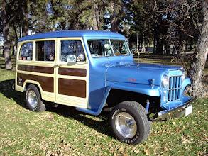Photo: Earl Dyck's '59 Willys Wagon