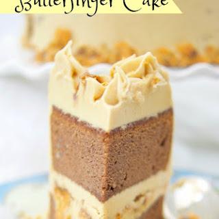 Chocolate Peanut Butter Butterfinger Cake Recipes
