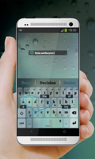 玩免費個人化APP|下載雨Soothsayers TouchPal app不用錢|硬是要APP