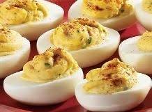 Weight Watchers Deviled Eggs Recipe