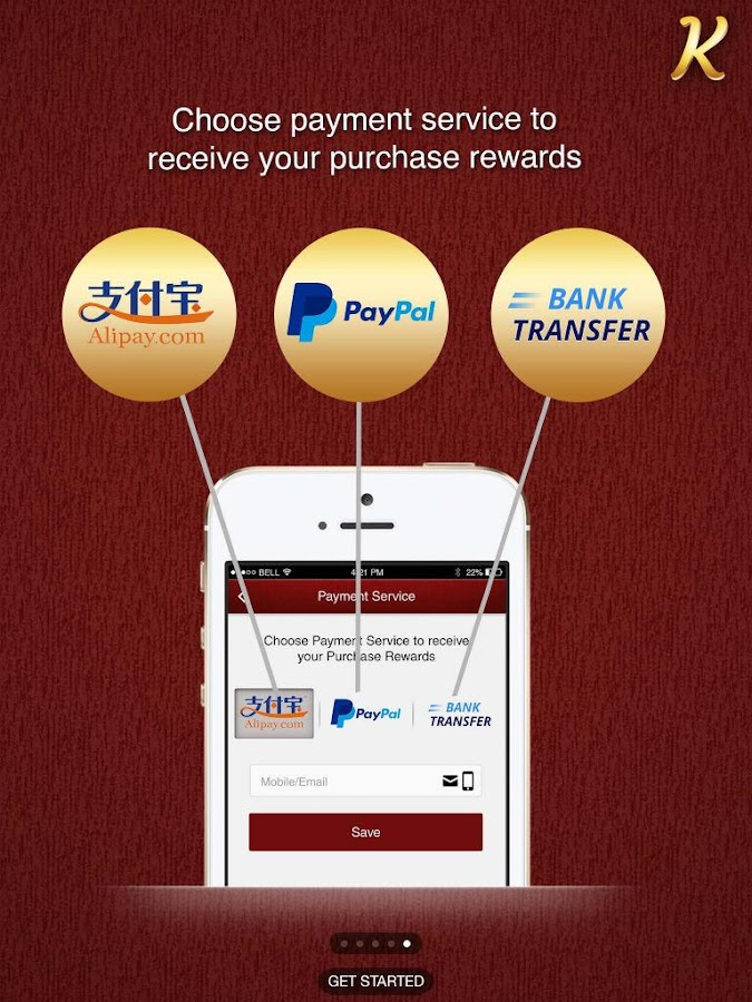 Kauf - Global Shopping Rewards- screenshot