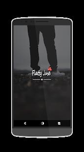 Flatty Juse CM12.1/cm12 Theme Screenshot