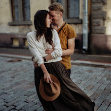 Huwelijksfotograaf Roman Kargapolov (rkargapolov). Foto van 08.12.2017