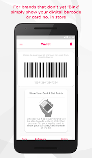 Bink: Loyalty & Rewards Wallet- screenshot thumbnail