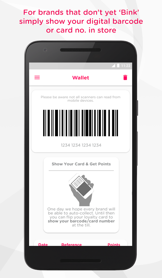 Bink: Loyalty & Rewards Wallet- screenshot