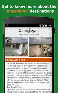 Chhattisgarh Tourism screenshot 3