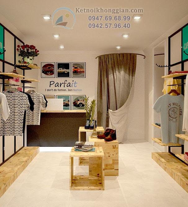 thiết kế shop thời trang hiện đại 25