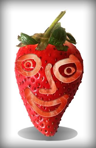 Fruit Draw: Sculpt & Peel Veggies Art  Wallpaper 6