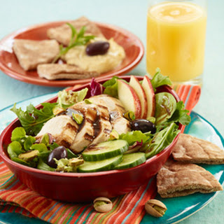 Chicken Crunch Salad.
