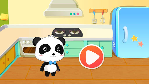 Baby Panda Happy Clean for PC
