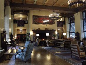 Photo: Ahwahnee Hotel sitting room, Day 2. #3625