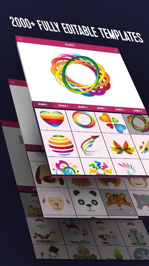 Logo Generator & Logo Maker- screenshot