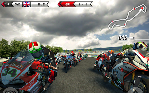 SBK15 Official Mobile Game- screenshot thumbnail