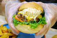 LAb EAt burger 來吧!吃漢堡!