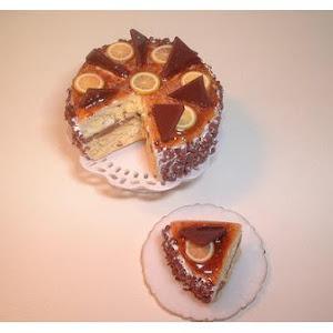 Orange and Almond Dessert Cake