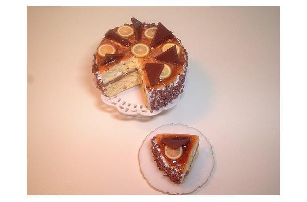 Orange and Almond Dessert Cake Recipe