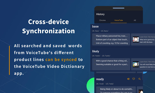 VoiceTube Dictionary for English learners screenshot 5