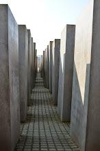 Photo: Berlin - Holocaust Memorial