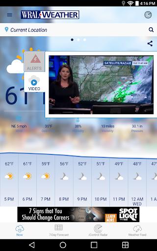 WRAL Weather screenshot 15