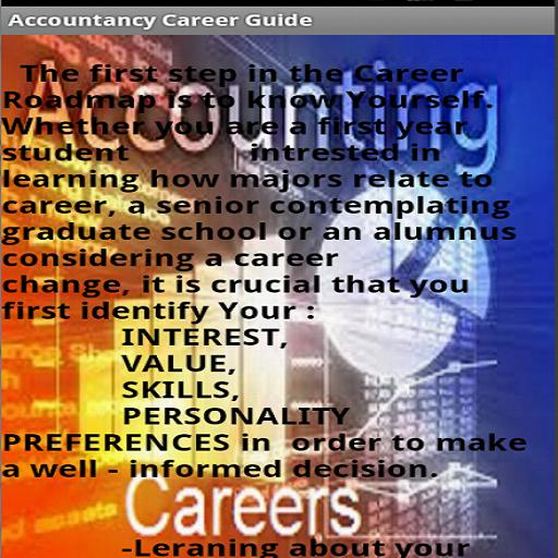 Accountancy Career Guide 2.4.1 screenshots 6