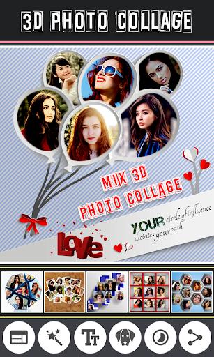 攝影必備免費app推薦|3D Photo Collage Maker Pro線上免付費app下載|3C達人阿輝的APP