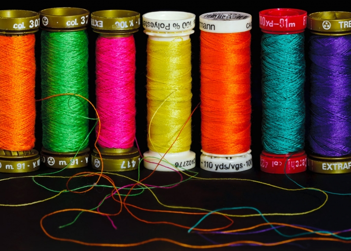 The colors of sewing di www.fioregiallophoto.it