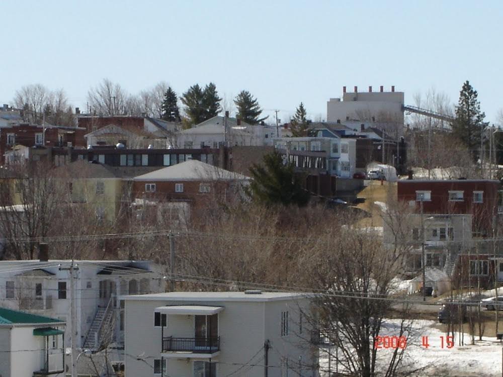 Uma cidade canadense chamada Amianto