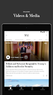 The Wall Street Journal: Business & Market News v4.10.1.42 [Subscribed] 10