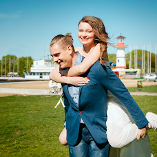 Wedding photographer Elena Kolmakova (Leninha). Photo of 15.06.2017