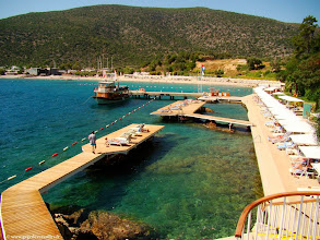 Photo: #011-La plage du Club Med de Bodrum